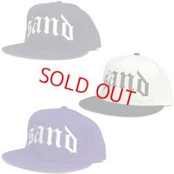画像3: SAND [Minami Mobs] SNAPBACK CAP