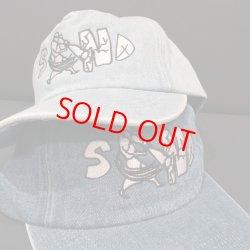画像1: SAND [SWING] DENIM CAP